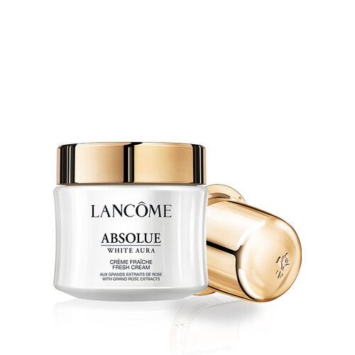 蘭蔻 Lancome 絕對完美黃金玫瑰鑽白乳霜填充瓶
