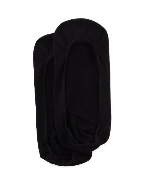 Swedish Stockings - Ida Pack Of Two Socks - Womens - Black