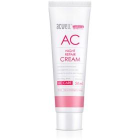 [ACWELL]アクウェル ∙ エイシー ∙ ナイト ∙ リペア ∙ クリーム AC Night Repair Cream韓国コスメ [並行輸入品]