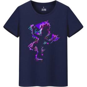 Guardians of the Galaxy グルート Groot I am groot メンズ/レディース Tシャツ/夏服 半袖 Tシャ