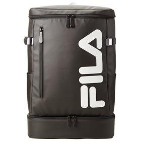 カバンのセレクション フィラ リュック メンズ レディース スクエア ボックス型 女子 通学 防水 29L FILA 7581 ユニセックス ホワイト フリー 【Bag & Luggage SELECTION】