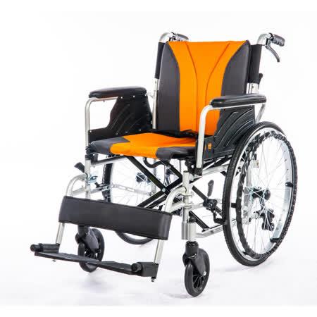 均佳 機械式輪椅 鋁合金製 JW-160