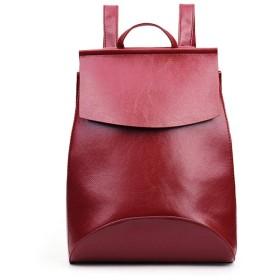 rakui リュック レディース おしゃれ かわいい PU革レザー ショルダー バッグ ハンドバッグ 軽量 防水 大人 ビジネス 通勤 通学 旅行 多機能リュック