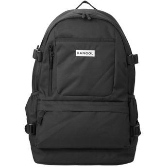 カバンのセレクション カンゴール バースト リュック 24L B4ファイル KANGOL 250 1500 メンズ ホワイト フリー 【Bag & Luggage SELECTION】