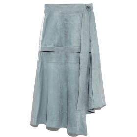 (FURFUR/ファーファー)フェイク切り替えスカート/レディース MNT