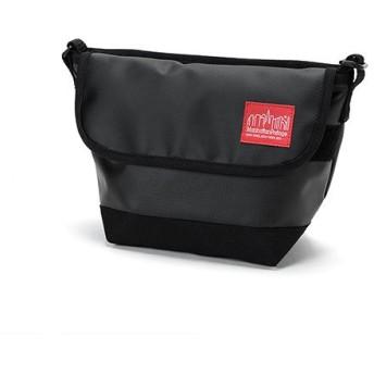 (Manhattan Portage/マンハッタン ポーテージ)Matte Vinyl Casual Messnger Bag/ユニセックス Black