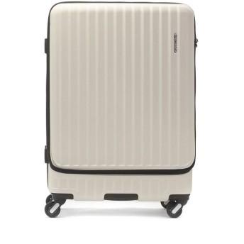(FREQUENTER/フリクエンター)フリクエンター スーツケース FREQUENTER MALIE マーリエ Lサイズ キャリーケース 拡張 86L 7~10泊 1週間 エンドー鞄 1-280/ユニセックス アイボリー