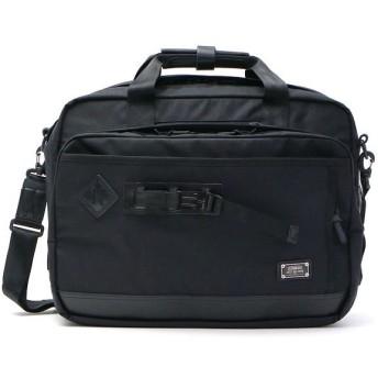 (AS2OV/アッソブ)AS2OV アッソブ ビジネスバッグ アッソブ 2WAY ショルダー EXCLUSIVE BALLISTIC NYLON BUSINESS BAG S 出張 通/メンズ ブラック