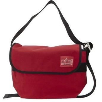 (BACKYARD/バックヤード)Manhattan Portage Messenger Bag Jr.(MD) 1606V-JR/ユニセックス レッド