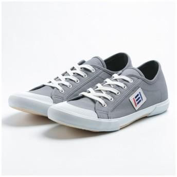 (FOOT PLACE/フットプレイス)エクリプス ECLIPS マカロニアン ビオナ メンズ キャンバス スニーカー EC42002/メンズ グレー