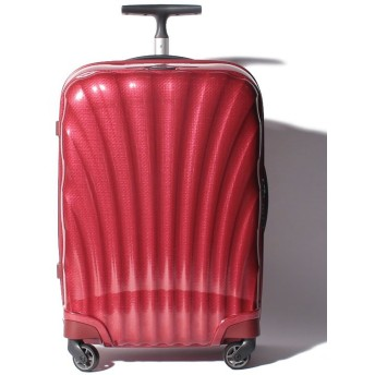(Samsonite/サムソナイト)【SAMSONITE】コスモライト スピナー55 36L スーツケース/ユニセックス RED