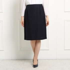 [マルイ] 【ママスーツ入学式 スーツ卒業式 スーツ】ライトツィードAラインスカート/スーナウーナ(SunaUna)