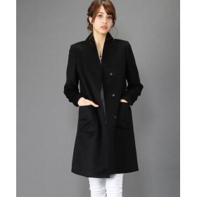 (sankyoshokai/サンキョウショウカイ)カシミヤコート 100% レディース ブラック/レディース ブラック