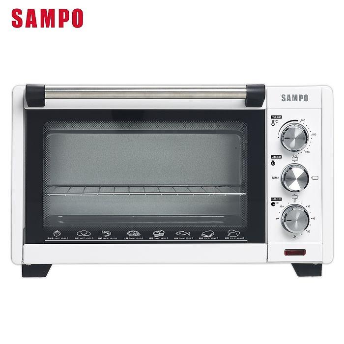 SAMPO 聲寶  20公升電烤箱 KZ-XD20