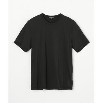 (JAMES PERSE/ジェームス パース)リュクス ジャージークルーネックTシャツ MELJ3199/メンズ 18チャコールグレー