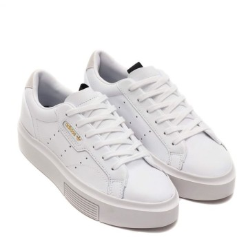 (adidas/アディダス)アディダスオリジナルス スリーク スーパー W/メンズ ホワイト