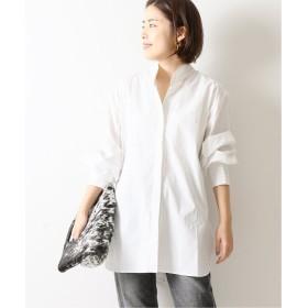(Spick & Span/スピック&スパン)【SECULAR】オーバーサイズドシャツ◆/レディース ホワイト
