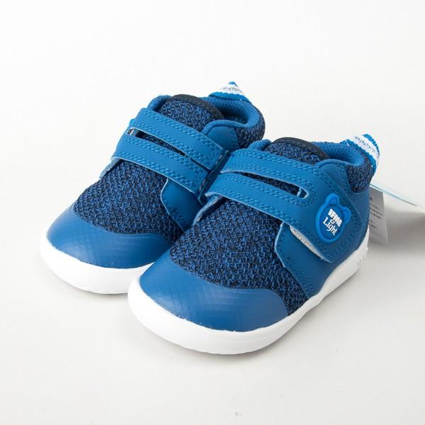 IFME 寶寶 運動機能鞋-藍 IF22-970111 現貨