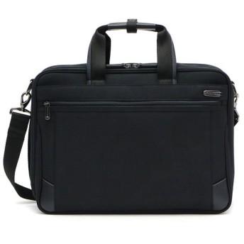 (World Traveler/ワールドトラベラー)World Traveler ギャラント 3WAYブリーフケース 通勤 ビジネスバッグ A4 10L 57225/メンズ ブラック
