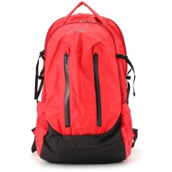 (BEAVER/ビーバー)F/CE./エフ シーイー RN travel Bag/トラベルバックパック/メンズ RED