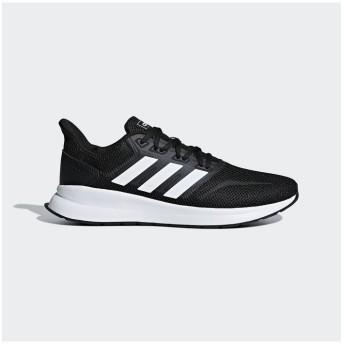 (adidas/アディダス)アディダス/メンズ/FALCONRUN/メンズ コアブラック/フットウェアホワイト/コアブラック