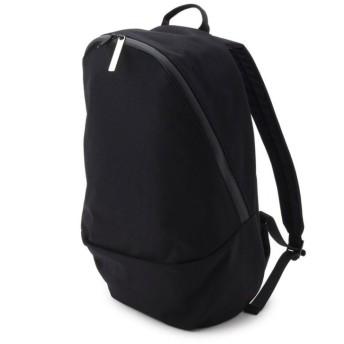 (UNBUILT TAKEO KIKUCHI/アンビルト タケオキクチ)UN METRE PRODUCTIONS Two Line Backpack/メンズ ブラック(019)