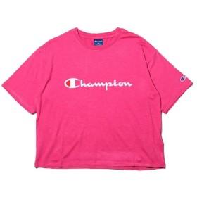 (Champion/チャンピオン)チャンピオン ティーシャツ/レディース レッド