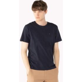 (TOMMY JEANS/トミージーンズ)ベーシッククルーネックTシャツ/メンズ ネイビー