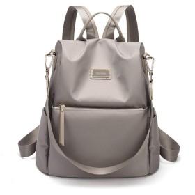 女性の十代の少女オックスフォード布バックパック財布コンバーチブルショルダーバッグ YZPZHSB (色 : E, サイズ : 32CM15CM30CM)
