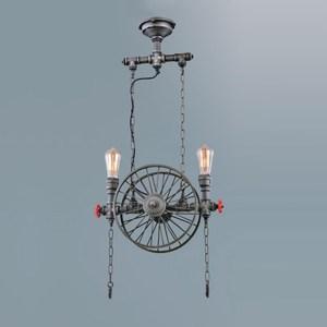【大巨光】工業風吊燈_中(LW-09-3701)