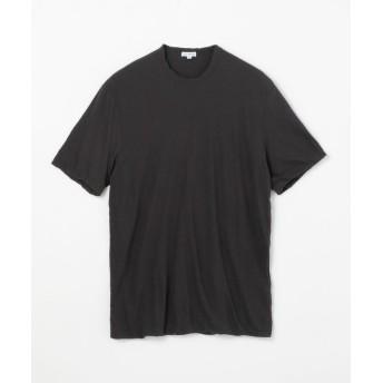 (JAMES PERSE/ジェームス パース)コットンジャージー ラグランスリーブTシャツ MEK3228/メンズ 18チャコールグレー