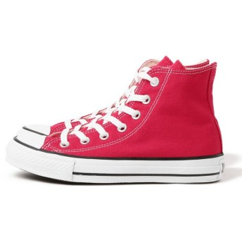 (Ray BEAMS/レイビームス)CONVERSE / ALL STAR HI/レディース M9621RED