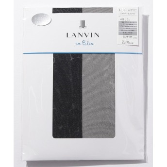 (LANVIN en Bleu(ladies socks)/ランバンオンブルーレディスソックス)ブライトパンスト/レディース ソワレ