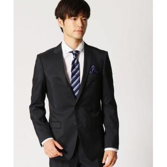 (NICOLE CLUB FOR MEN/ニコルクラブフォーメン)テーラードジャケット/メンズ 49ブラック