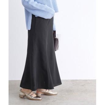 アダムエロペ マーメイドスカート レディース ブラック(01) 36 【ADAM ET ROPE'】