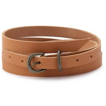 (GARDEN/ガーデン)Hender Scheme/エンダースキーマ/tail belt/テールベルト/メンズ NATURAL