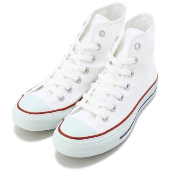 (B'2nd/ビーセカンド)CONVERSE(コンバース)CANVAS ALL STAR Hi/メンズ WHITE