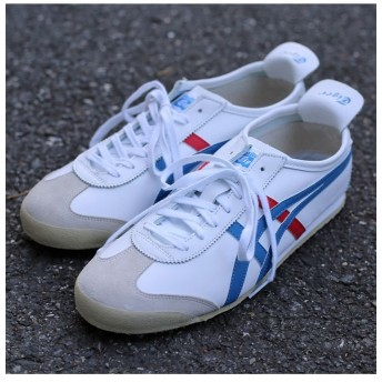 (Onitsuka Tiger/オニツカタイガー)Onitsuka Tiger MEXICO 66 WHITE/BLUE 18SP-I/メンズ その他