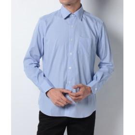 (Orobianco(Wear)/オロビアンコウェア)年間定番ドレス風シャツ/メンズ BLUE
