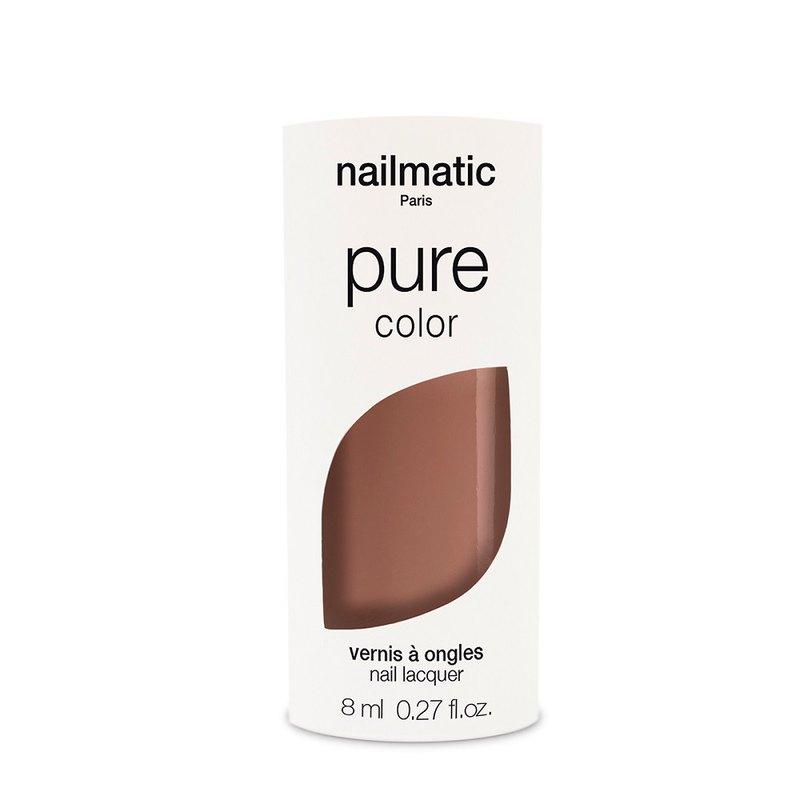 Nailmatic 純色生物基經典指甲油 COUMBA 榛果褐