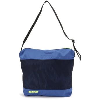 (BEAVER/ビーバー)MANASTASH/マナスタッシュ FOG MESSENGER BAG フォグメッセンジャーバッグ/メンズ BLUE