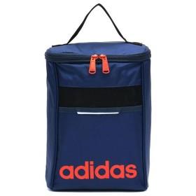 (adidas/アディダス)アディダス シューズケース adidas シューズバッグ キッズ ジュニア 57264/レディース ダークブルー