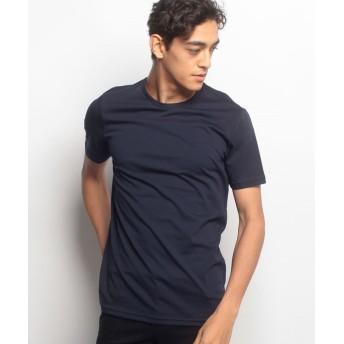 (BENETTON (mens)/ベネトン メンズ)無地半袖Tシャツ・カットソー/メンズ ネイビー