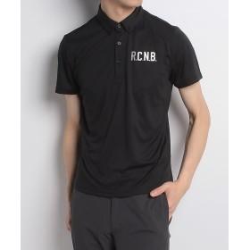 (Number/ナンバー)ナンバー/メンズ/RCNBベーシックRUNボタンダウンシャツ/メンズ ブラック