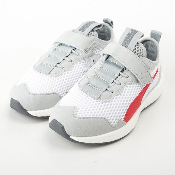 #PUMA #現貨 #PUMA童鞋生產地:越南適用年齡:2歲以上材質:橡膠大底新型PU SoftFoam +鞋墊具有透氣的鞋面和豪華的舒適感,為您提供順暢的穿著體驗本賣場全部都是台灣店舖商品100%保