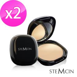STEMCIN鑽石光感防曬礦物蜜粉餅買1送1
