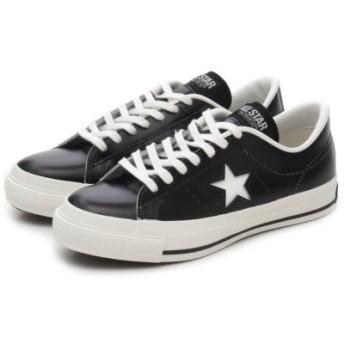 (CONVERSE/コンバース)【CONVERSE】ONE STAR J/レディース BLKXWHT