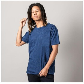 (Levi's/リーバイス)ポケットTシャツ WASHED BLUE INDIGO/メンズ BLUES