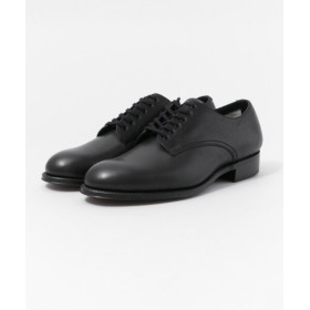 (URBAN RESEARCH/アーバンリサーチ)foot the coacher SERVICEMAN SHOES/メンズ BLACK