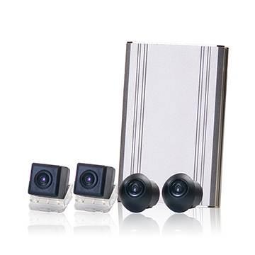 【鷹之眼】3D全景旗艦版行車記錄器 含安裝(AE200008+AY000011)